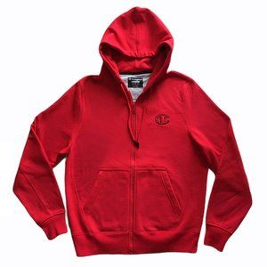 Champion Super Fleece Full Zip Hoodie Men's M NEW